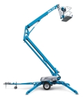 Rental store for Genie TZ-50 Trailer Mounted Boom Lift in Glasgow MT