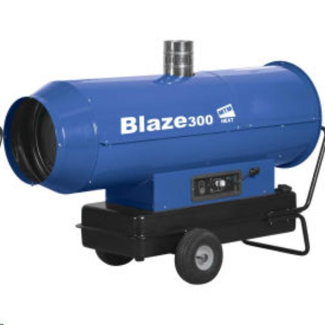 Where to find Blaze 300K BTU Heater w  Ducting in Glasgow