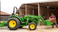 Rental store for John Deere 4052 Utility Tractor in Glasgow MT