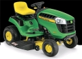 Rental store for John Deere E110 Lawn Tractor in Glasgow MT