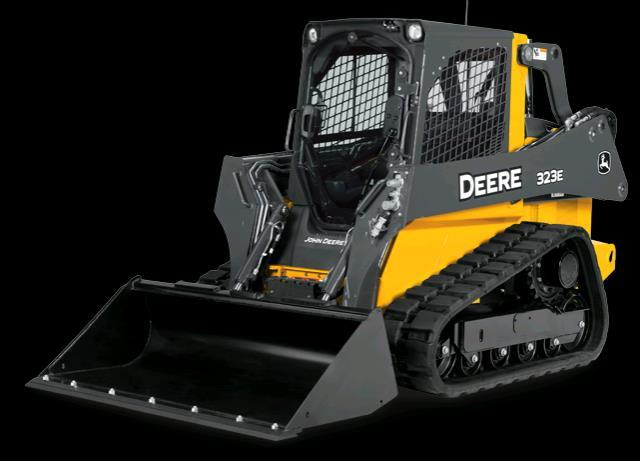 Rent Rental - Compact Track Loaders