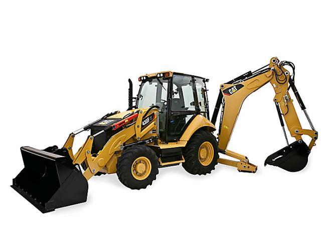 Rent Rental - Backhoes