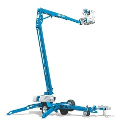 Aerial lift and scaffolding rentals in Northeastern Montana
