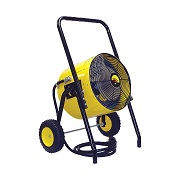 Heater, fan and blower rentals in Northeastern Montana